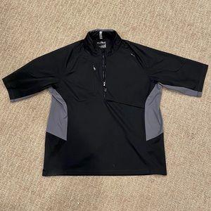 RLX Golf Ralph Lauren Pullover Shirt Wind & Rain